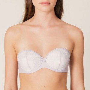 Marie Jo Pearl 102128 Padded bra Strapless Orchid Petal