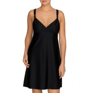 Primadonna Swim Cocktail 4000180 Swimwear Stretch Dress Black