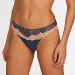 Marie Jo Yoko 502184 Italian briefs Blue Shadow