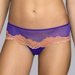 Andres Sarda Eden 3303954 Szorty Deep Purple