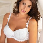 Eprise de Lise Charmel Affinite Nature BCG8111 Push-up Blanc