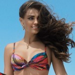 Antigel Lise Charmel La Surf Mania EBA4359 Bikini top Push-up Surf Solaire