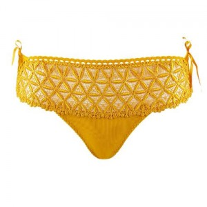 Aubade Bahia Couture BO71 Hot Tanga Papaya