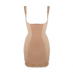 Primadonna Couture Shapewear Dress With Briefs Cream