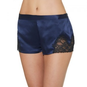 Aubade Crepuscule Satine VI61 Szorty Shorts Midnight
