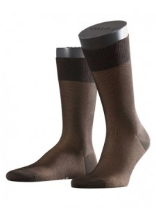 Falke 13141 City Fine Shadow Brown