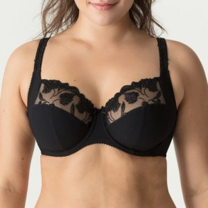 Primadonna Forever 163001 Full cup Wire bra Black