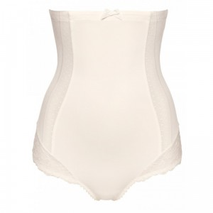 Primadonna  Couture shapewear high briefs Cream