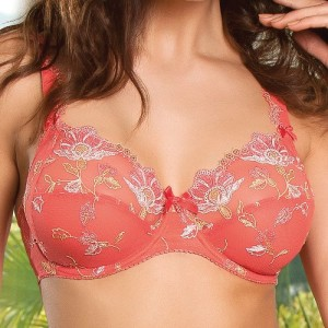 Eprise de Lise Charmel Talisman Corail BCC6186 Balcony Full Cup Email Corail