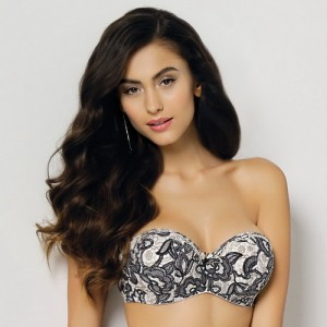 Antigel Lise Charmel Badinage Glamour ECG8330 Push-up Strapless Ombres Glam