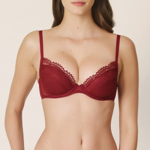 Marie Jo Agatha 102227 Push-up Rumba Red