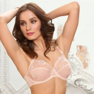 Eprise de Lise Charmel Raffinement Douceur BCC6191 Balcony Full Cup Finition Rose