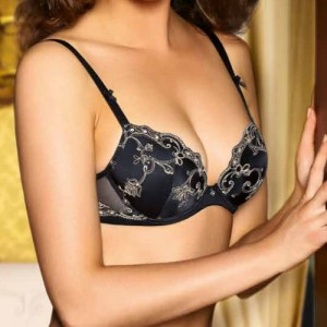 Lise Charmel Swinging Deco ACC8581 Push Up Noir Ecume