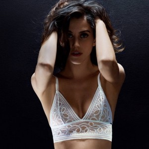 Implicite Infinity 20F252 Triangle bra Wireless White