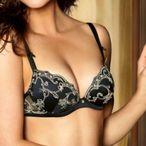 Lise Charmel Swinging Deco ACC3581 Push Up Noir Ecume