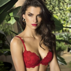 Lise Charmel Dressing Floral ACC8588 Push-up Dressing Solaire