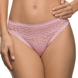 Antigel Lise Charmel Courbes Nature ECG0047 Stringi Courbes Rose