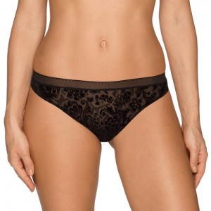 Primadonna Twist All Night 641580 Stringi Black