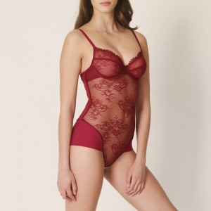 Marie Jo Agatha 402220 Body Rumba Red