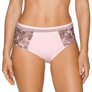 Primadonna Twist Flower Shadow 541551 Full briefs Gardenia Rose