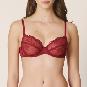 Marie Jo Agatha 102220 Full cup Wire bra Rumba Red